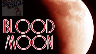 BLOOD MOON ECLIPSE April 2014