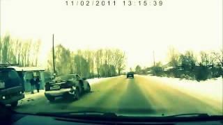 Подборка ДТП с видеорегистраторов 3 \ Car Crash compilation 3