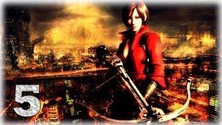 [Coop] Resident Evil 6. Серия 37 - Клара.