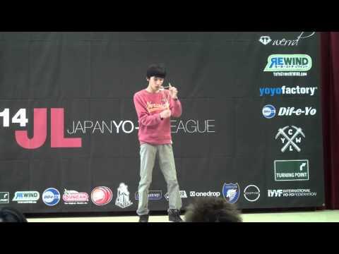 2014NJ Preliminary 1A 21 Tatsuya Kitagawa