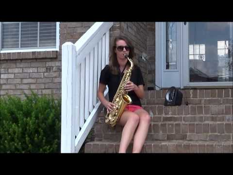 No one ever loved by Lykke Li (The Fault in Our Stars): Alto Sax cover