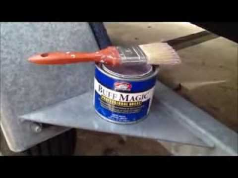 How to recarpet my boat