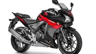 HONDA APRESENTA CB-500F / CBR-500R 2015 MOTONEWS