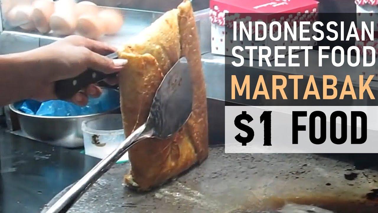 Martabak en indonésie