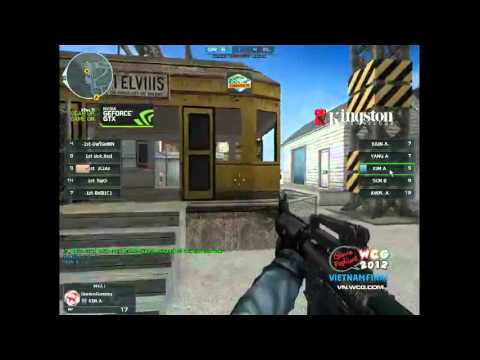 [WCG VN 2012] GeniusGaming vs 1st.Talent (map2)