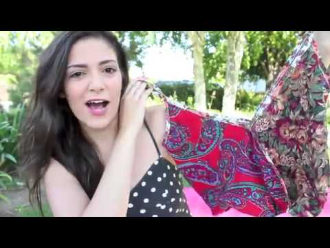 Bethany Mota! Summer Haul Clothing, Accessories, and more!