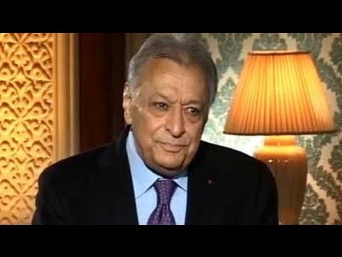 What the essence of India means for Zubin Mehta