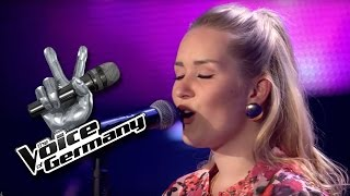 Kelly Clarkson - Piece by Piece | Angelina Schmigelski | The Voice of Germany 2016 | Blind Audition