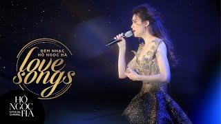 Liên khúc: Tội Lỗi   Xóa Ký Ức - Hồ Ngọc Hà   Đêm Nhạc Love Songs (Official)