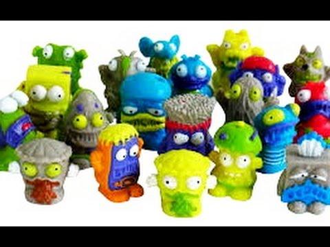 Çöps Çetesi Mini Figür Oyuncak Kutusu Açılımı  -Trash Pack Los Basurillas