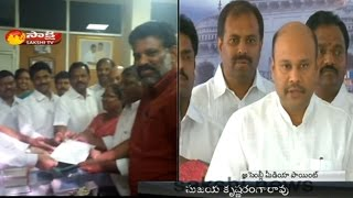 YSRCP files no-confidence motion against TDP