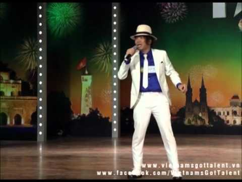 Michael Lang dự thi Vietnam's Got Talent