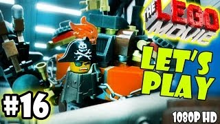 Let's Play LEGO Movie Part 16: Infilitrate The Octan