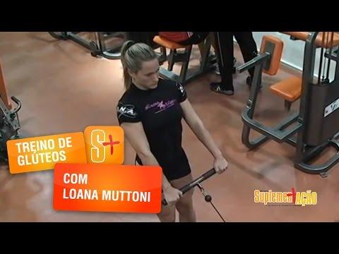 Loana Muttoni - Treino de Glúteos