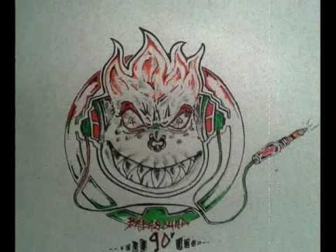 Drokz* DJ Drokz·And Catscan* DJ Catscan - Darkcore Edition 666