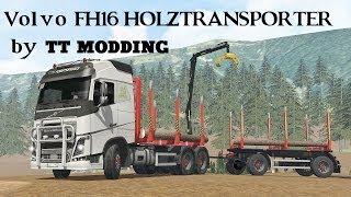 Farming Simulator 2013 Presentazione Volvo FH16 HolzTransporter by TTModding