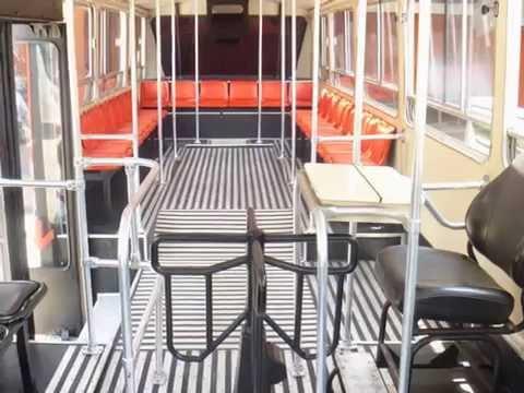 Antigo Ônibus Expresso Veneza Marcopolo/Mercedes-Benz de Curitiba/PR Preservado!