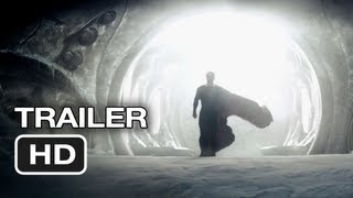 Man Of Steel Official Trailer #3 (2013) Russell Crowe