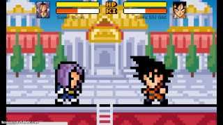 Dragon Ball Z Devolution Un Juego Diferente