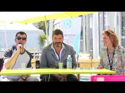 Thomas Bidegain Rencontre Maison des scénaristes Cannes 2014