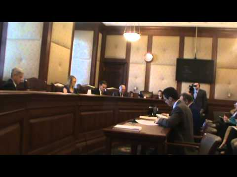 1/21/14 Missouri Senate Hearing on SB613 Part 1