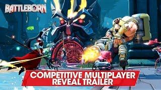 Battleborn - Multiplayer Reveal Trailer