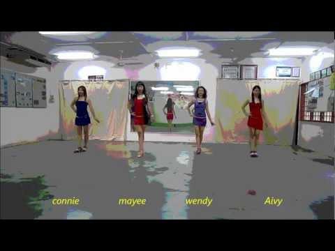 Historia de un Amor (a.k.a. Love Story) line dance (27/8/2012) by Ira Weisburd