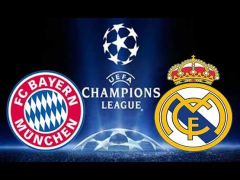 Real Madrid Vs Bayern Munich 23 04 2014 Semifinales Champions