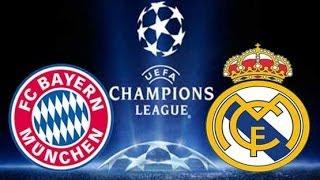 Bayern Munich 0-4 Real Madrid 29.04.2014 Semi-Finals Champions