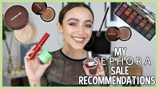 SEPHORA VIB SALE RECOMMENDATIONS - TOP PICKS WORTH THE $$$