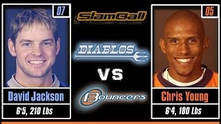 SlamBall Playoffs [FULL GAME] Diablos Vs Bouncers S1