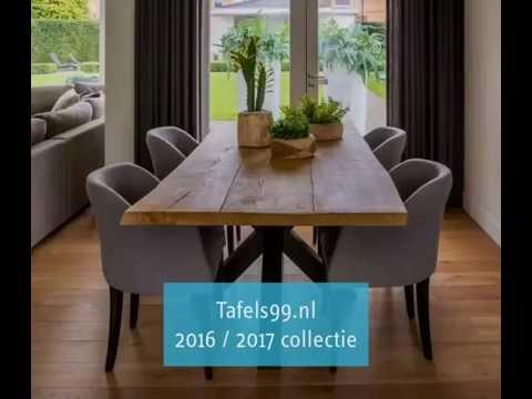 Tafels99.nl collectie 2016 / 2017