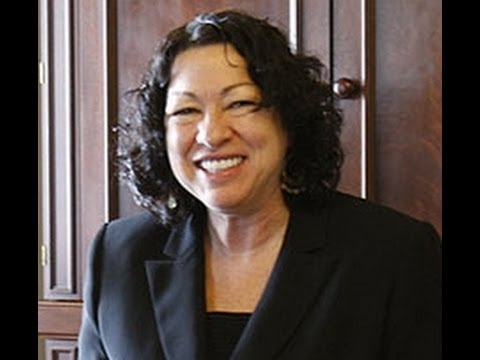 Sotomayor does something RIGHT! But why?