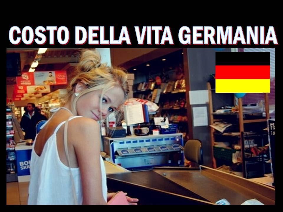 Costo della vita in germania non censurato youtube for Costo della palestra giungla