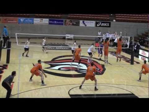 Pacific Men's Volleyball vs. Grand Canyon - Fri. 3/15/13