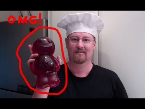 HOW TO MAKE A GIANT GUMMY BABY, Welcome to the SimpleCookingChannel. Things might get pretty simple sometimes but sometimes that's just what a person needs. I hope you like my homemade gian...