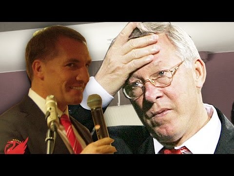 Brendan Rodgers Laughs Off Fergie Book Quotes