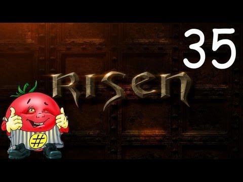 Прохождение Risen: 35я часть [К восточному храму]