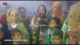 أول فيديو من قلب منطقة بولعالام.. أسرة إحدى ضحايا فاجعة الصويرة لـ شوف تيفي: الناس تكرفصو بزاف ومرا ماتت وهي حاملة |