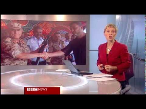 BBC World News Libya package 30/09/12