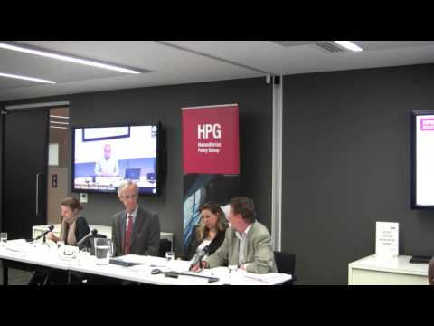 Ivor Morgan - Humanitarian negotiations: engagement with armed groups in Sudan and South Sudan