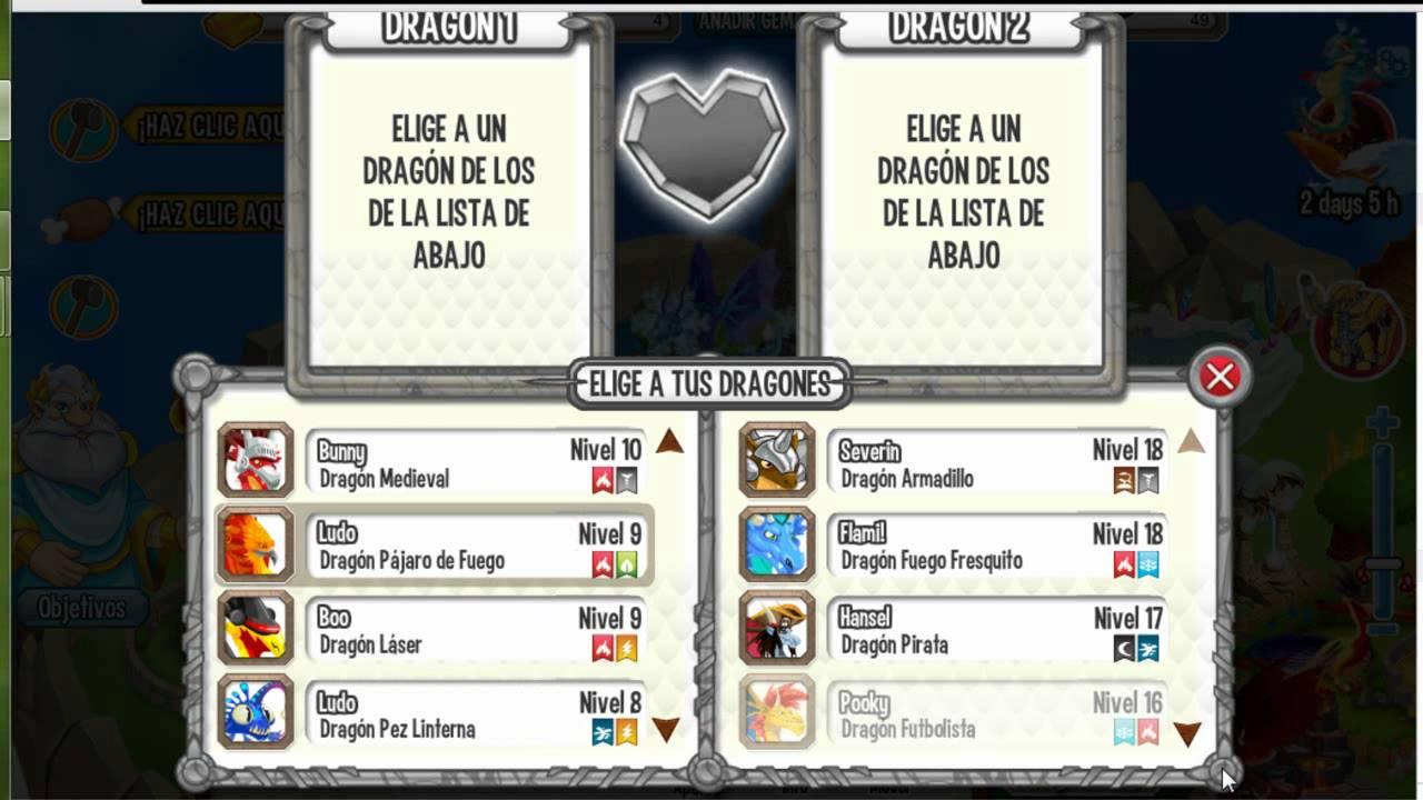 Como sacar el Dragon Chicle en Dragon City - YouTube