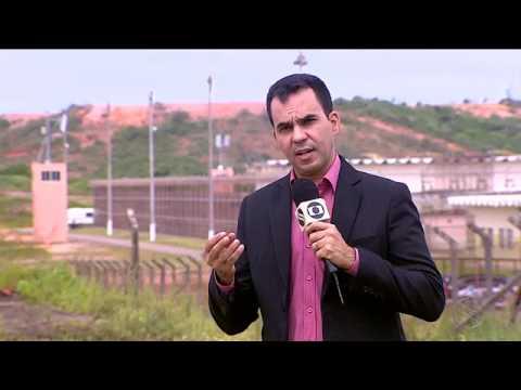 Mesmo realizando concurso não é possível ter servidores para todos os presídios - TV Sergipe - 20/07/17