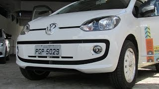 Volkswagen White Up! 1.0 12v MPI 2014