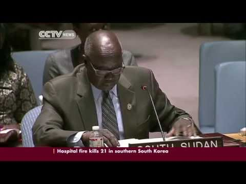 UN Peacekeeping Mission in South Sudan