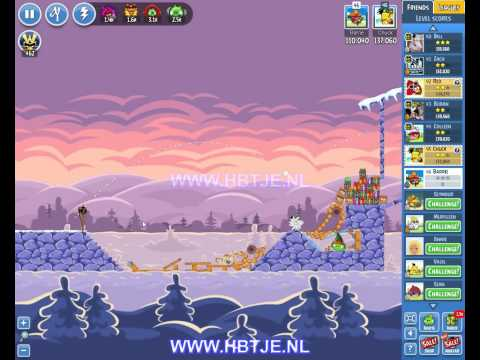 Angry Birds Friends Tournament Level 5 Week 136 (tournament 5) no power-ups