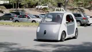 Google unveils its own self driving cars