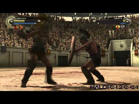 Spartacus Legends Defeating Ashur