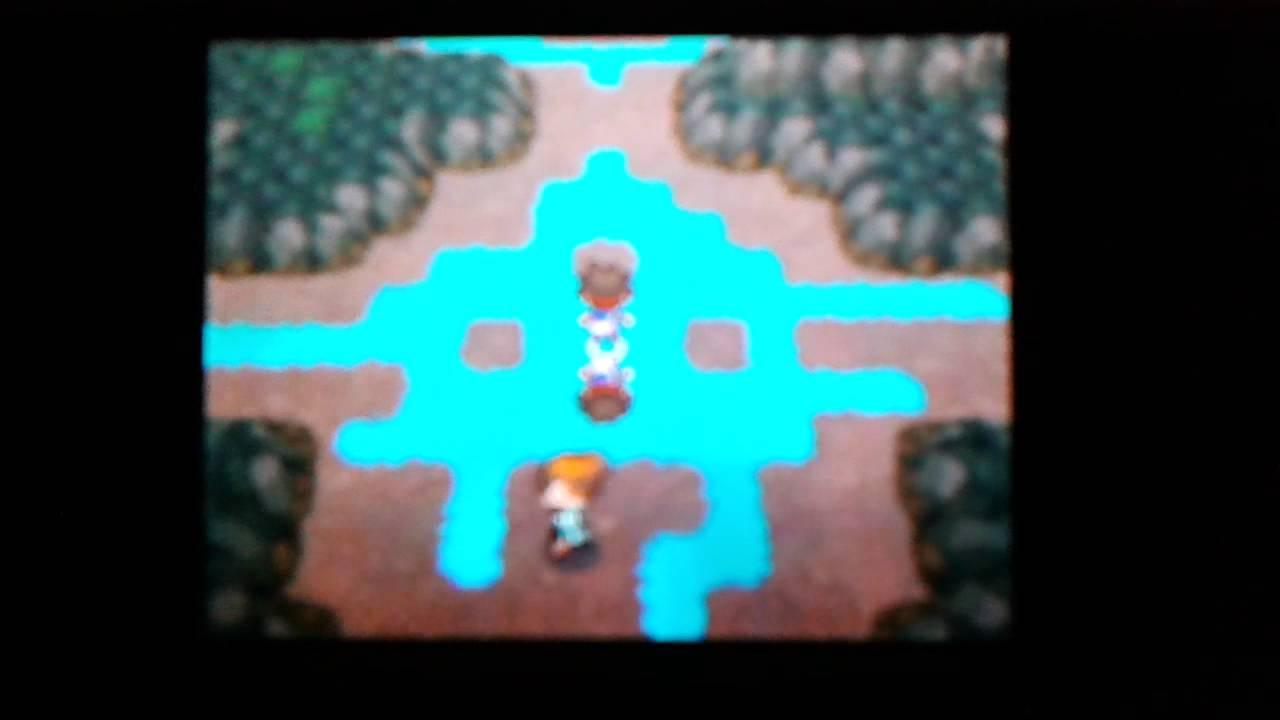Como capturar a Uxie, Mesprit y Azelf en Pokemon Blanco y Negro 2