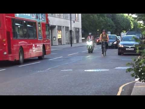 Stunt biker is caught by police